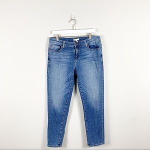 Eileen Fisher Slim Straight Leg Jeans